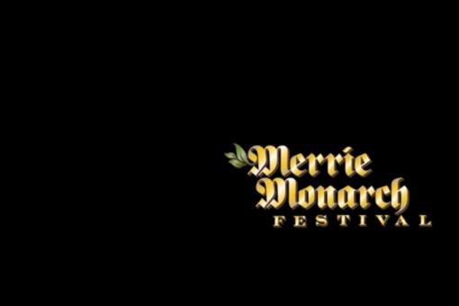 The Merrie Monarch Logo