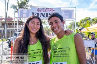 100% Pure Kona Coffee Marathon & Half Marathon