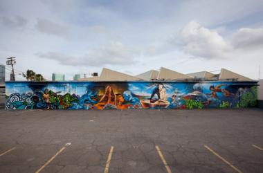 Artists Panel: Identity and Voice through Community/Mural Work