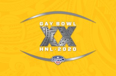 Gay Bowl XX · HNL · October 8-11, 2020 · Kapiolani Park