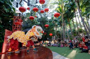 Celebrate Lunar New Year With Array Of Cultural Activities At Royal Hawaiian Center