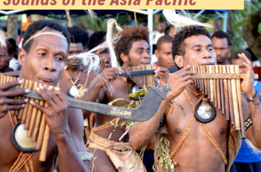 "Exhibition: ""Musical Instruments: Sounds of the Asia Pacific"""