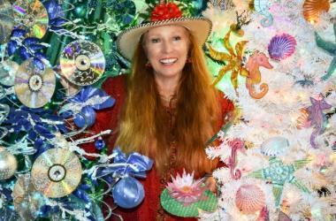 Elizabeth Freeman, art director and producer, Festival of Lights