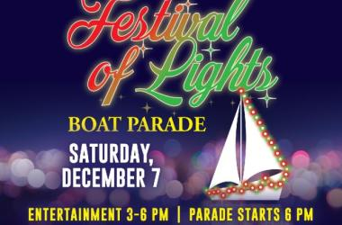 Festival of Lights Christmas Boat Parade