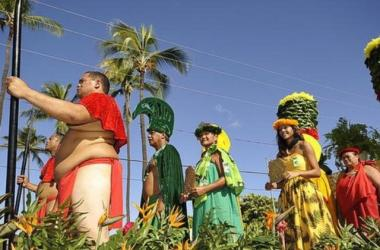 Festivals Of Aloha - Molokai Investiture