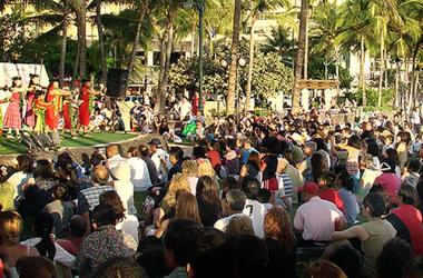 Image from Waikiki Improvement Association