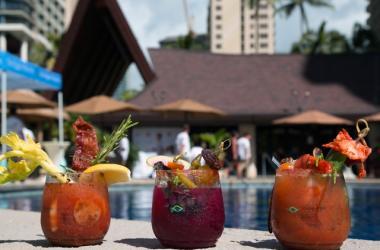 Hawai'i Food & Wine Festival: Naughty or Nice Pool Party