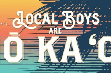 Hawaii Food & Wine Festival - Local Boys Are No Ka Oi!