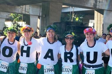 Hawaii Pacific Health Great Aloha Run 36th Anniversary