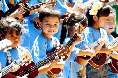 Ukulele Festival Hawaii: International Day