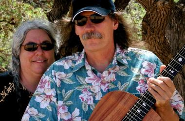 Hawaiian Slack Key Guitar and Ukulele Concert - Paniolo