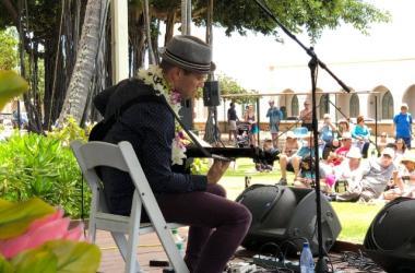 "Hawaiian Slack Key Guitar Festival ""Waikiki Style"" (37th Annual)"