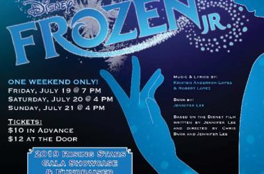 """HCT Presents """"Frozen, Jr."""""""