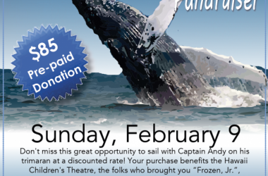 HCT's Annual Whale Watch Fundraiser