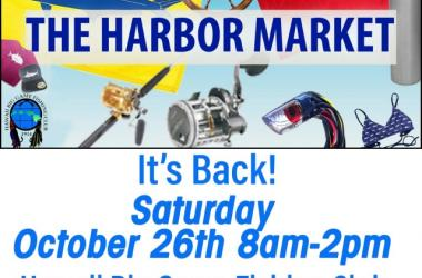 Honokohau Harbor Market - Fishing, Boating, Dive Gear, Jewlery, Crafts, Clothing and more