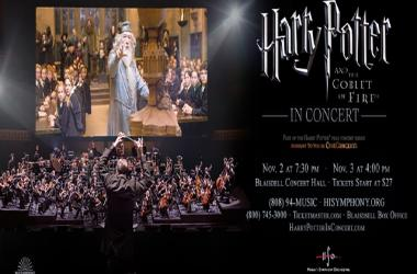 HSO - Harry Potter and the Goblet of Fire in Concert