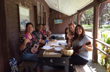 Hula Arts At Kilauea: Aloha Friday Program