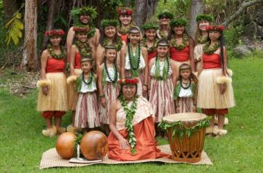Hula Arts At Kilauea: Hula Kahiko