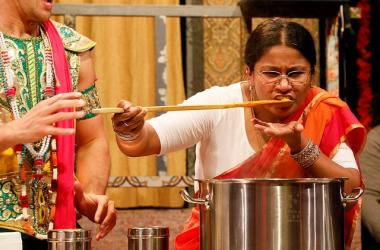 """Indian Ink Theatre - """"Mrs. Krishnan's Party"""""""