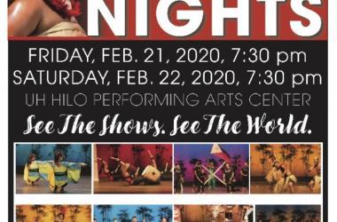 UH Hilo International Nights