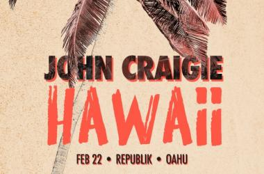 John Craigie live on Oahu