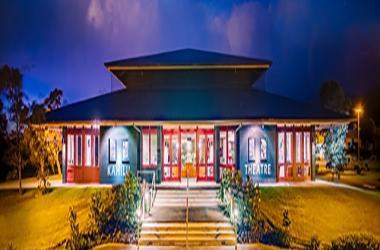 Kahilu Theatre at dusk_Ric Noyle.jpg