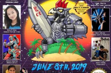 Kauai Comic Convention