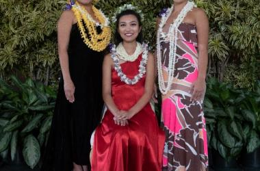 2019 Lei Queen and Court