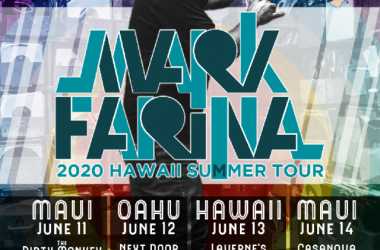 Mark Farina-Hawaii Summer Tour