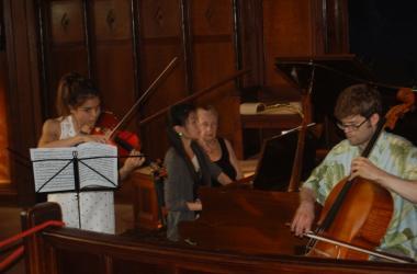 The Koinonia Trio at the 2019 Maui Classical Music Festival