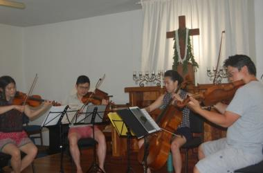 The Formosa Quartet at the 2019 Maui Classical Music Festival