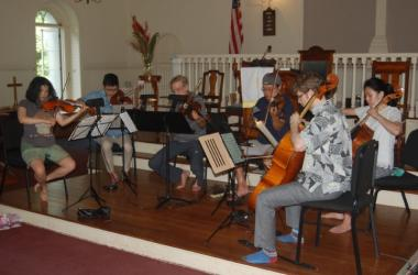 The Formosa Quartet plus two at the 2019 Maui Classical Music Festival