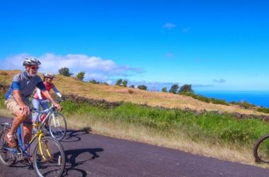 Maui Cycle Exploration - March Bike Ride