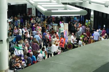 Opening Celebration / Preview Exhibition at UHMC