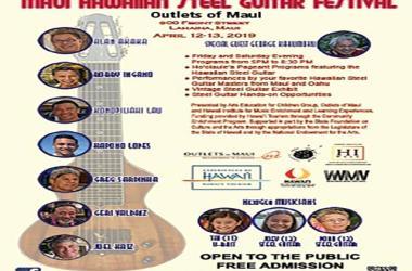 Maui Steel Guitar Festival 2020