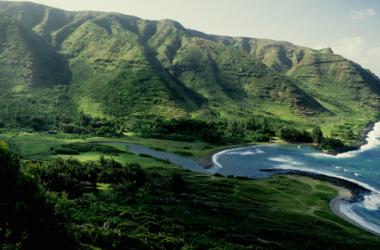Rejuvenate your Spirit in Halawa Valley, Molokai.