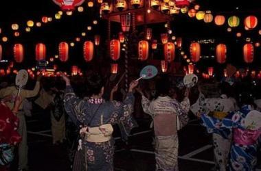 Obon Dance & Festival - Kamuela Hongwangji Mission