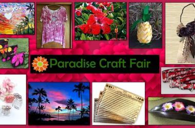 Kauai Artisans participating in our Online Event!