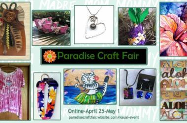 Kauai Made Gifts-just in time for Mother's Day!