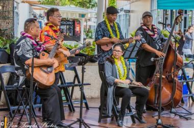 Royal Hawaiian Center Presents Waikiki Steel Guitar Week