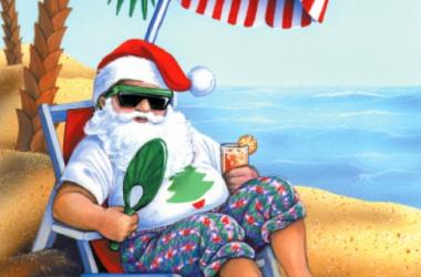 Santa in da House ~ Princeville