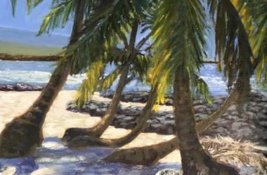 Palms (South of Pu'uhonua)