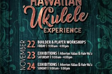 Hawaiian 'Ukulele Experience