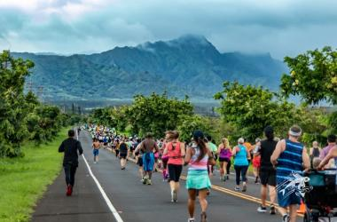 The Kauai Marathon and Half Marathon