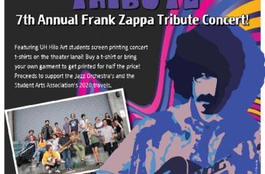 Zappa 7 poster