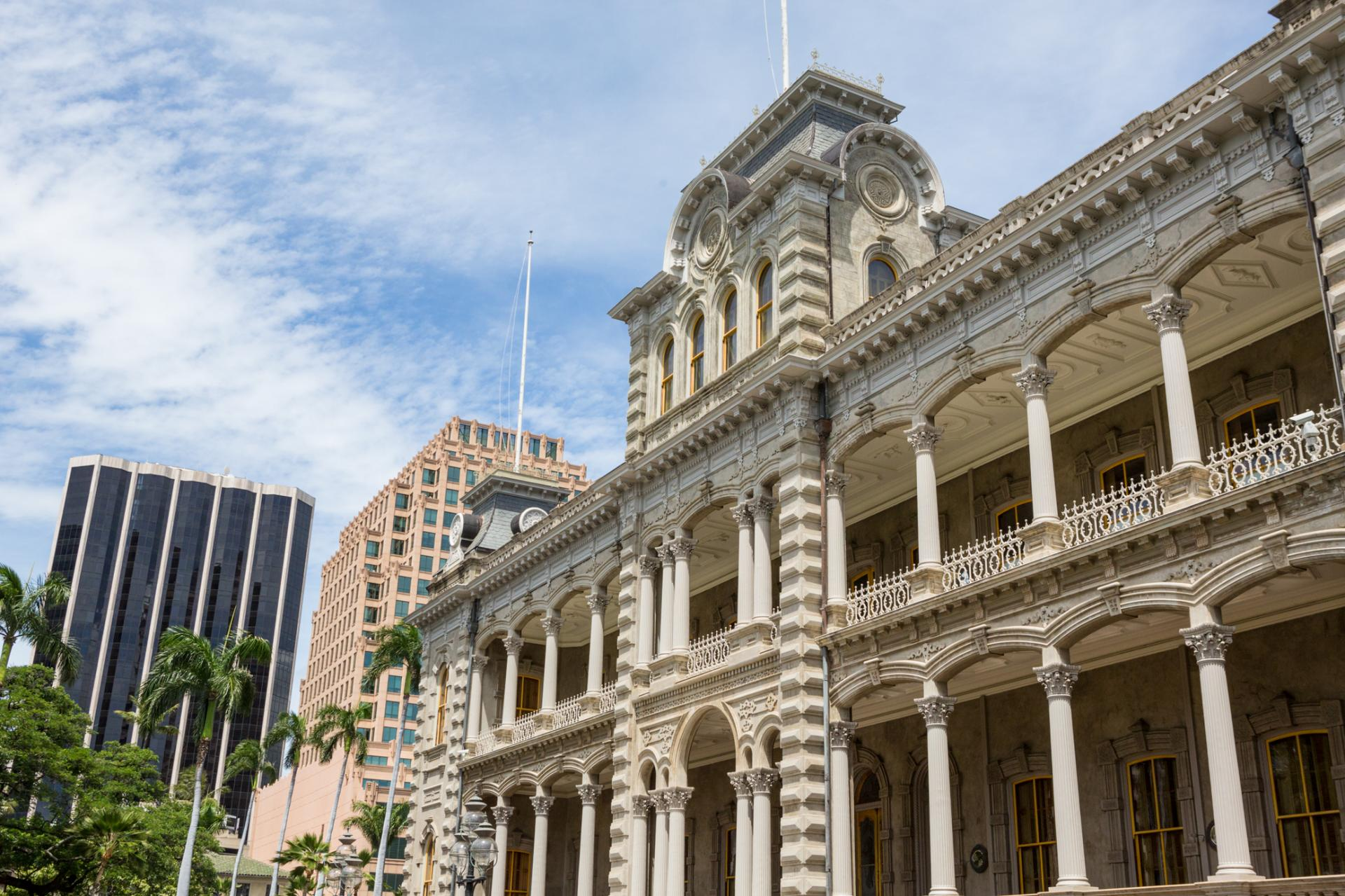 Oahu Historic Places