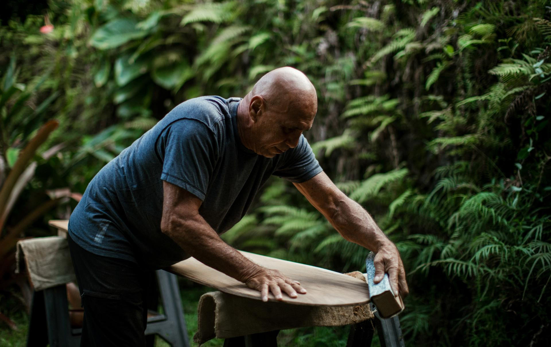 Hawaiin Culture, craftsman