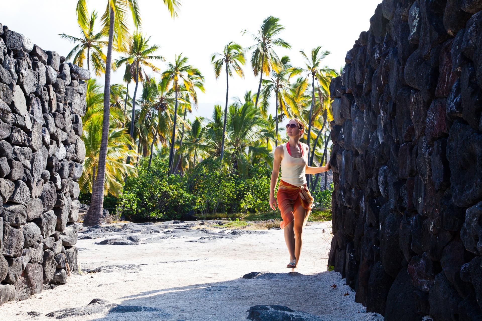 ハワイの史跡