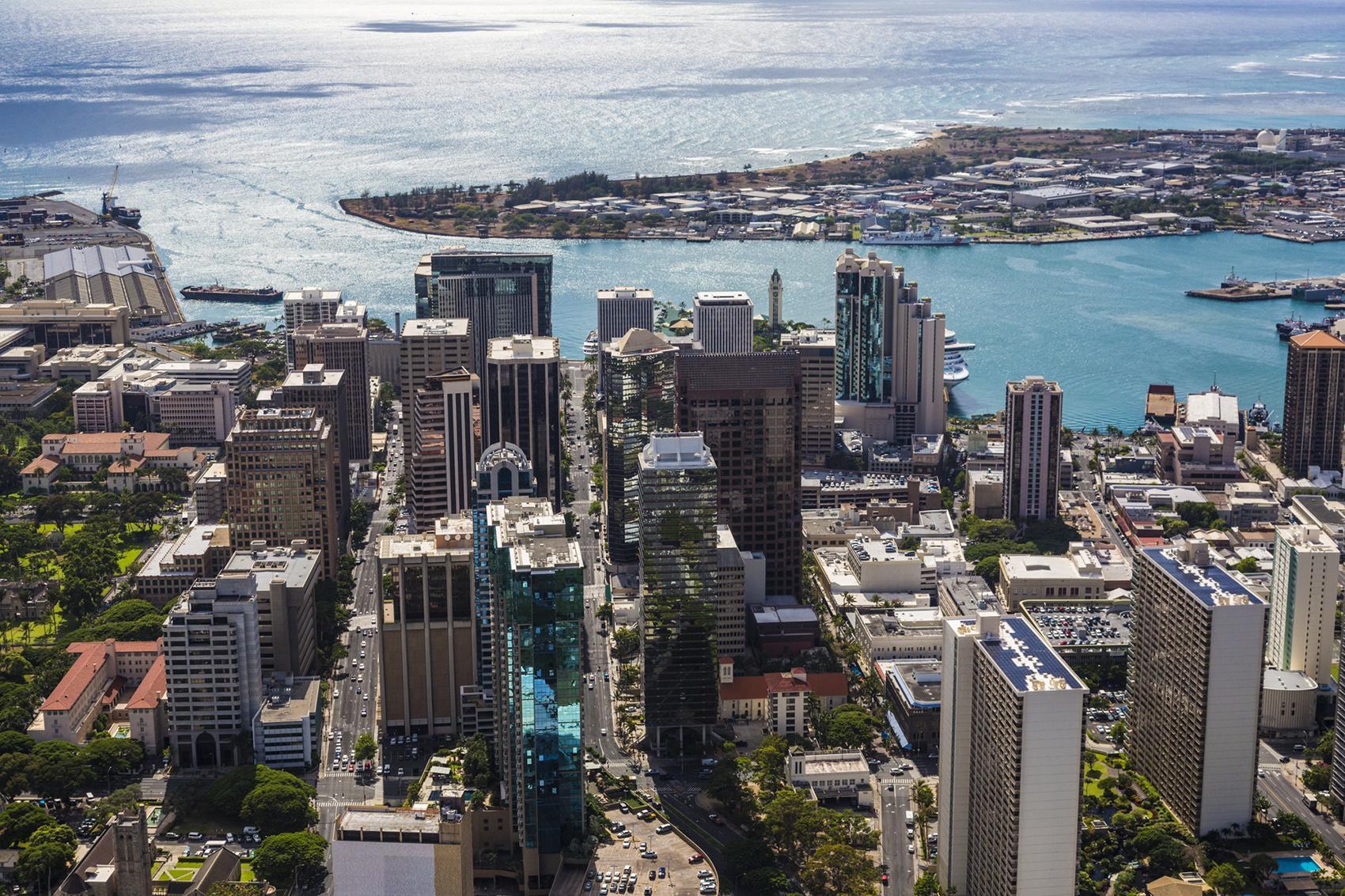 downtown honolulu go hawaii