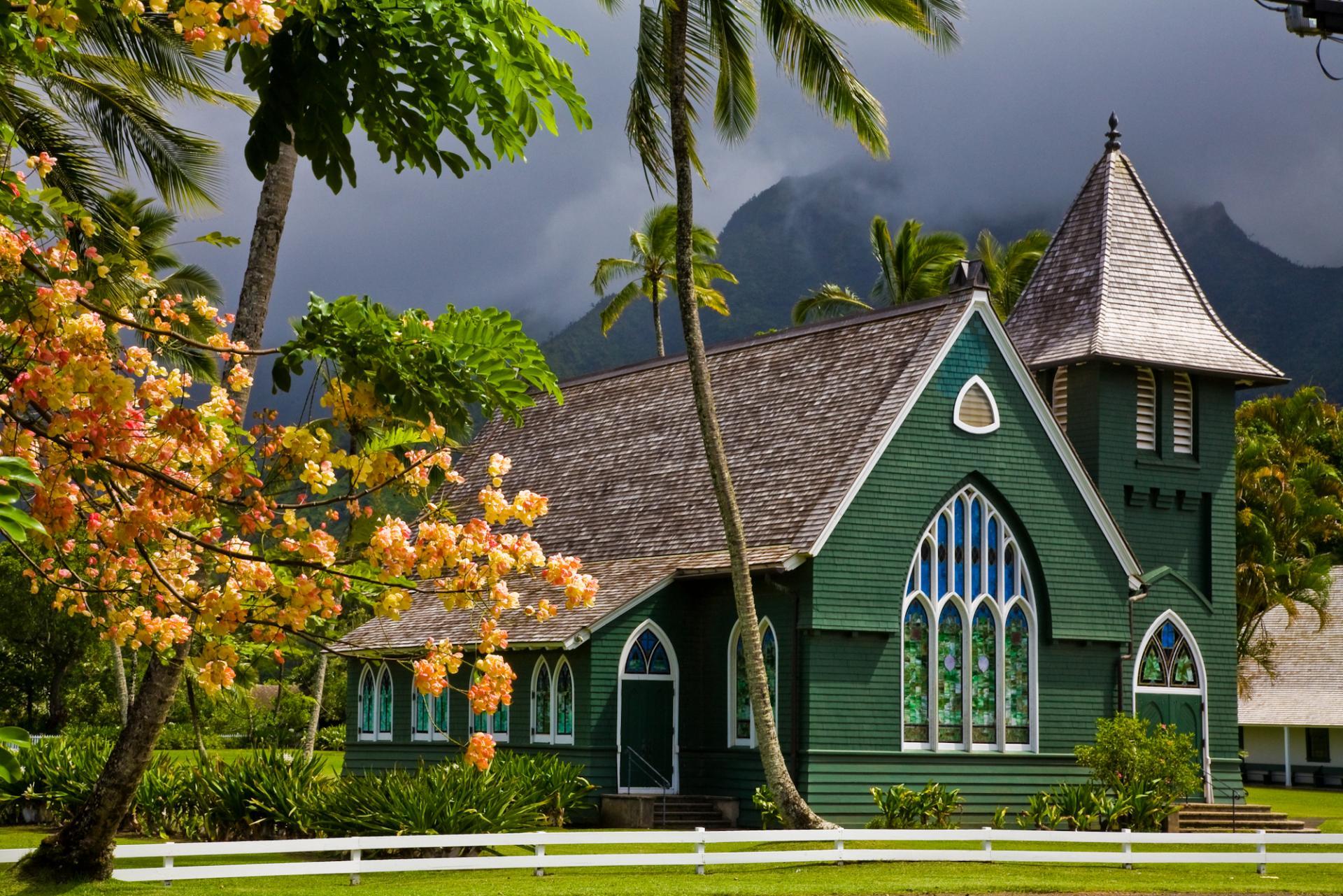Waioli Huuia Church